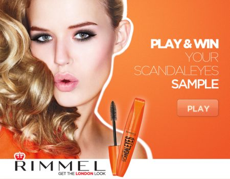 London Rimmel – Face Book App Develoment