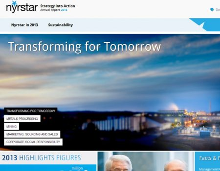 Nyrstar – Online  Annual Repport