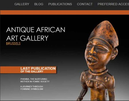 Antique African Art